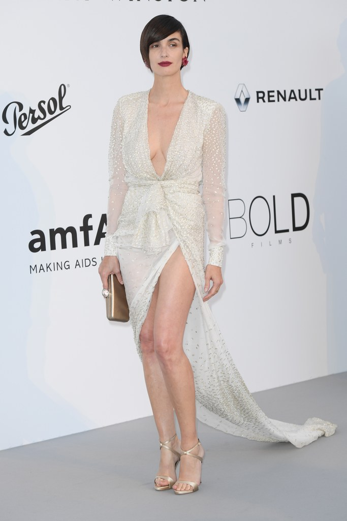 Paz Vega at the amfAR Gala, Cannes 2017.