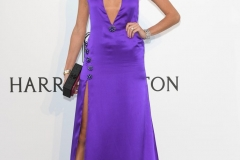 Helena Bordon in Redemption at the amfAR Gala, Cannes 2017.